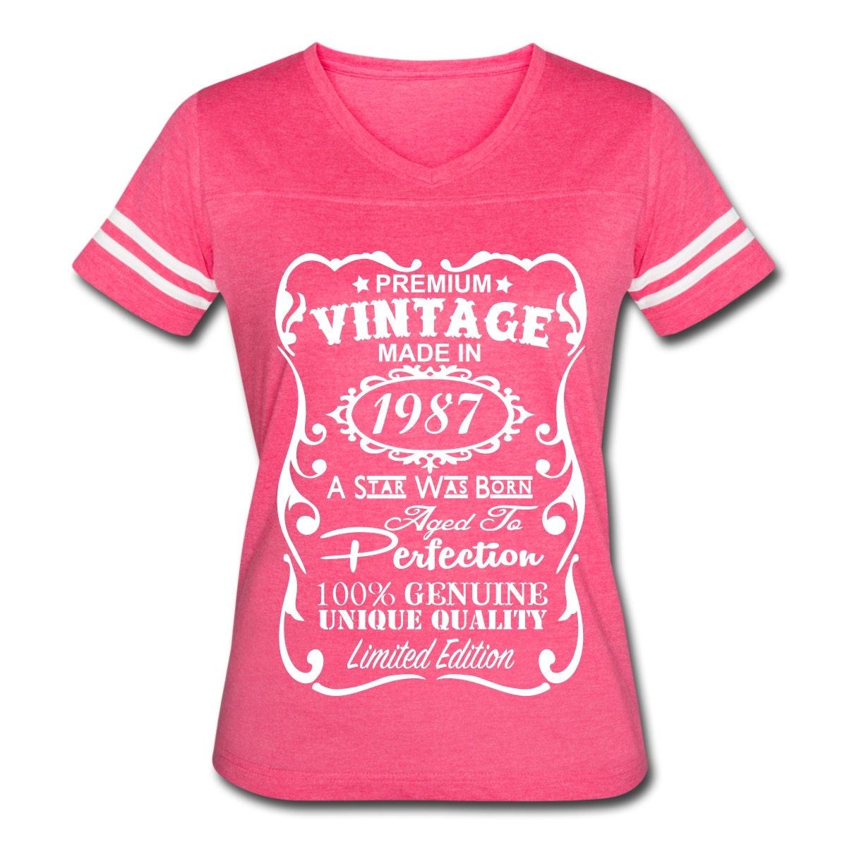 30th Birthday Gift Ideas For Women Velvety Print Vintage