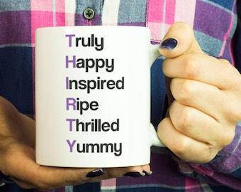30th Birthday Mug, 30th Birthday Present Idea, 30th Birthday Gift, 1987 Birthday Mug, 30th Birthday Idea, Birthday Gift for 30 year old P5