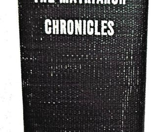 1956 THE MATRIARCH CHRONICLES G. B. Stern