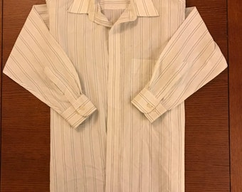 Yves Saint Laurent Vintage Mens Dress Shirt