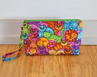 Catty Toiletries Bag/Cosmetic Bag