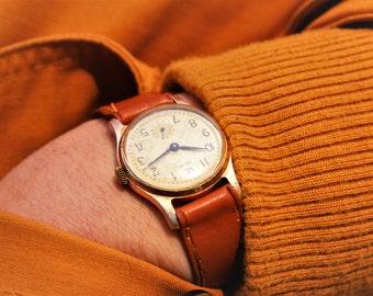 ZIM Watch - Wrist Watch - Mens Watch - Soviet Mechanical Watch - Vintage Watch - Watch for Men - Rare Old USSR Watch - Gift for Men