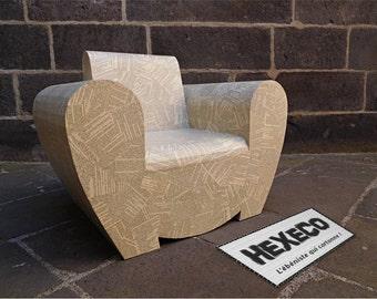 Novel Club Chair