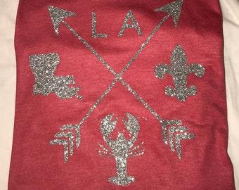 NOLA Arrow Shirt