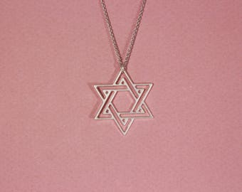 star of david necklace for men david star designer star of david necklace jewish star of david necklace men star of david necklace