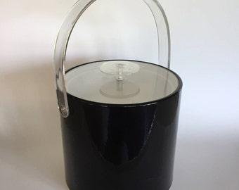 Vintage 60s GEORGE BRIARD Ice Bucket
