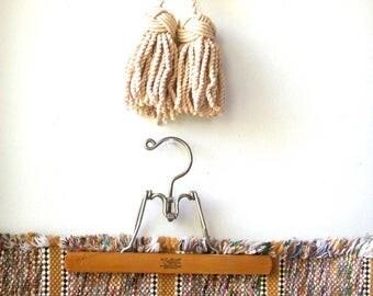 vintage rug, small rug, doormat, vintage rug, vintage doormat, kitchen mat, floor mat, vintage mat, small mat, woven rug, woven mat, multi