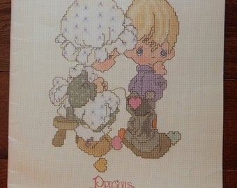 Gloria And Pat Present Precious Moments Cross Stitch Pattern Book 2/ Designs by Gloria & Pat/ needlepoint pictures