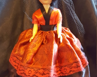 1960's ARCO Dolls of the World Spain Doll