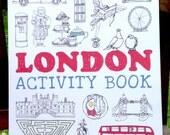 London Activity Book