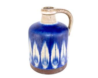 Thomas Toft  - Unik ceramic bottel - vase - Made in Denmark