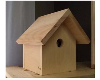 Swallow nest , Nest / Nichoir, nichoir a hirondelle