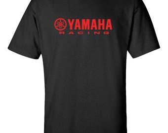 YAMAHA RACING Graphic T-shirt ***Free Shipping***