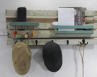 entryway organizer key mail organizer mail storage ready to ship coat rack