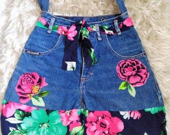 Unique Jeans Shoulder Bag