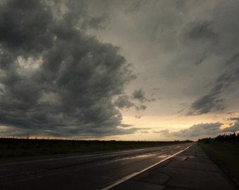 Landscape Photography - Storm, Minnesota