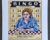 Bingo Calendar