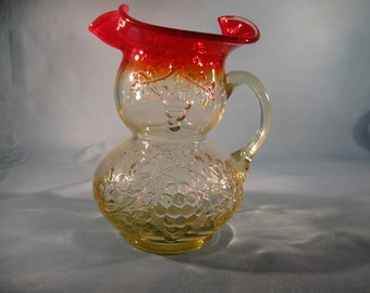 Vintage APG Pitcher With Gradient Color