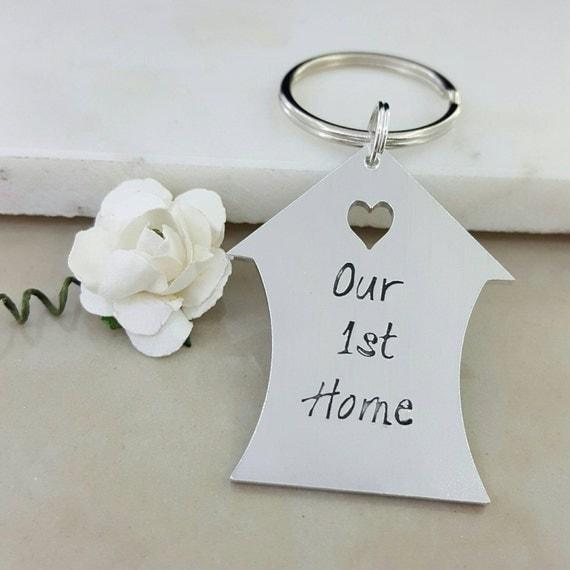 Il nostro 1 regalo casa chiavi di casa nuova casa regalo - Regalo casa nuova ...