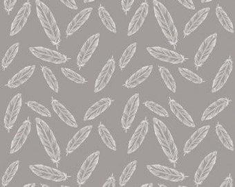 1 Yard  By Popular Demand by Simple Simon for Riley Blake Designs- 5780 Grey