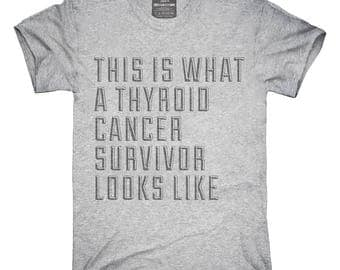 This Is What A Thyroid Cancer Survivor Looks Like T-Shirt, Hoodie, Tank Top, Gifts