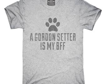 Cute Gordon Setter Dog Breed T-Shirt, Hoodie, Tank Top, Gifts