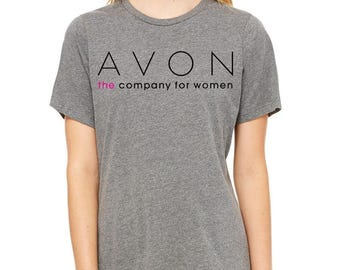 Avon - The Company For Women Tee Shirt