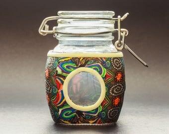 Phat Spiral Herb Jar