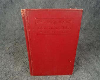 The Literary History Of Spanish America By Alfred Coester 1916 Hardcover
