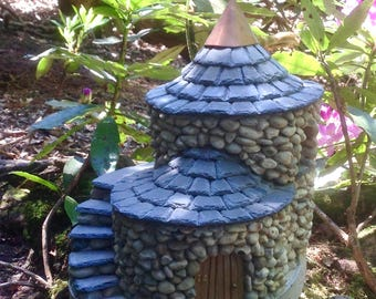 Fairy Tower for the Garden ~  'Little Turret'