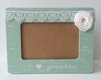 mothers day frame grandma gift grandmother frame