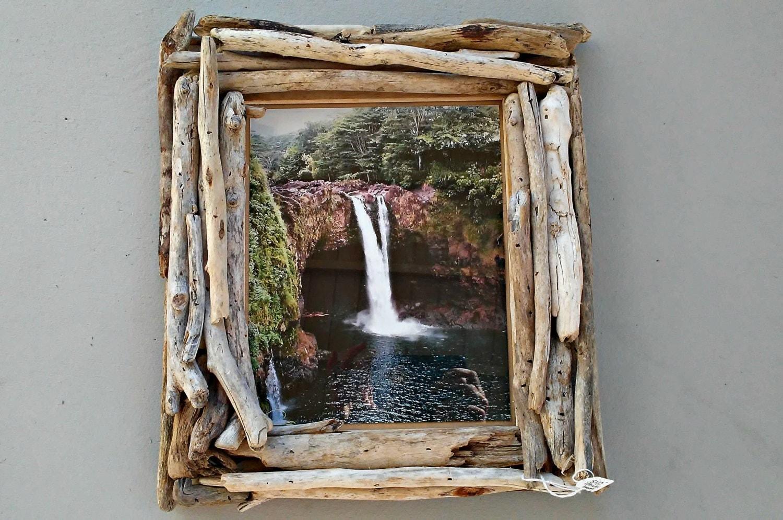 Driftwood frames  Etsy