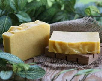 Organic Anise & Citrus Handmade Soap
