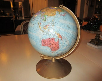 REPLOGLE WORLD GLOBE