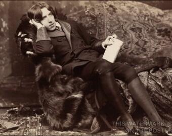 16x24 Poster; Oscar Wilde