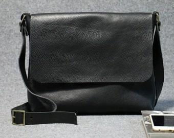 20%OFF,messenger bag ,handmade leather bag ,cross body ,leather cross body,brown leather bag,borsa