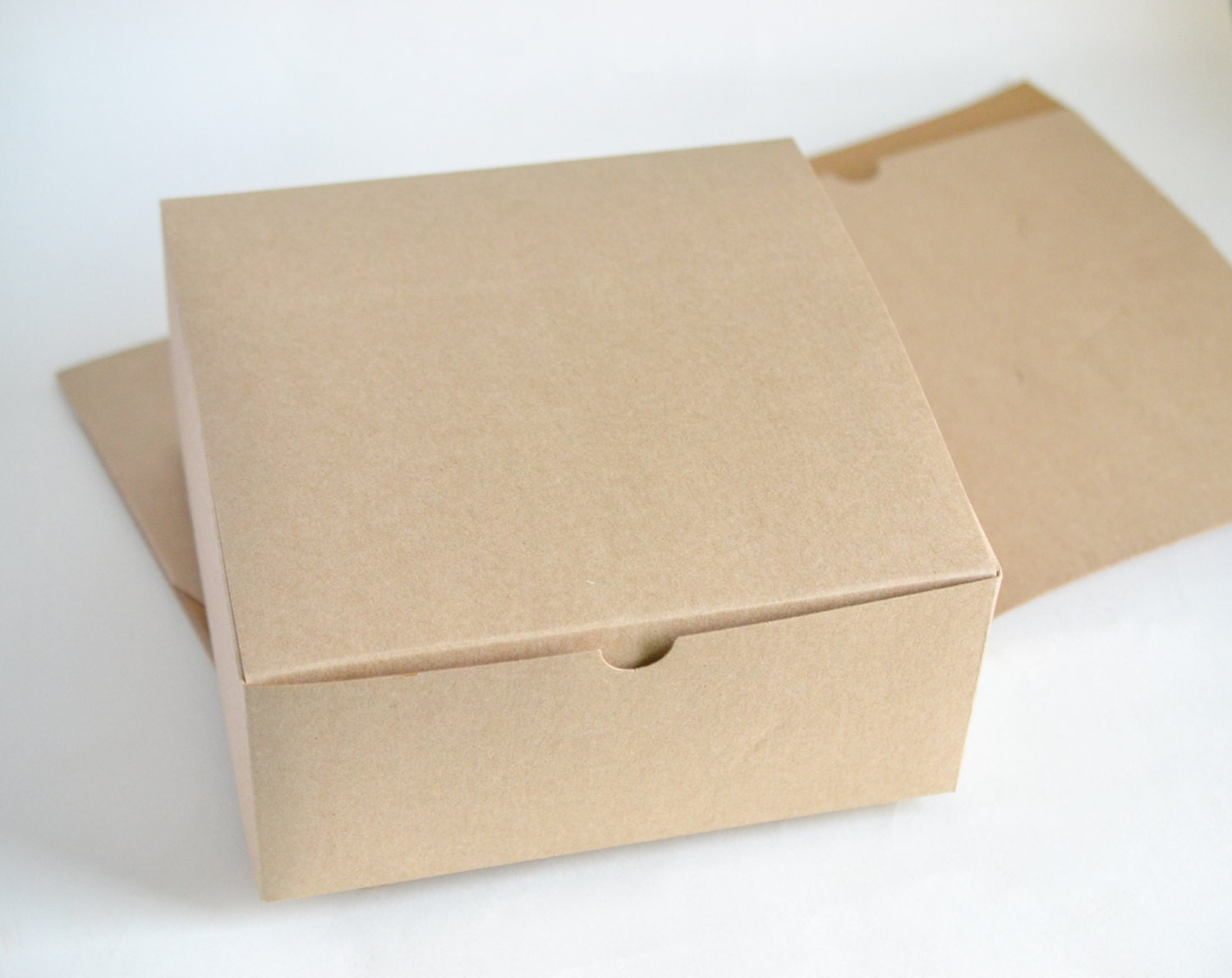 Wedding Gift Box Supplier Malaysia : Gift Boxes 10 Kraft Boxes Paper Boxes Favor Boxes Large Gift Boxes
