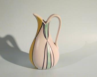 1950's West German ceramic vase STEULER - form 4145/2 - WGP #018