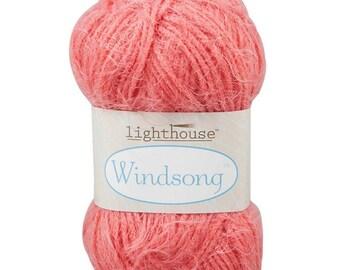 Yarn - Lighthouse Windsong - Fuchsia