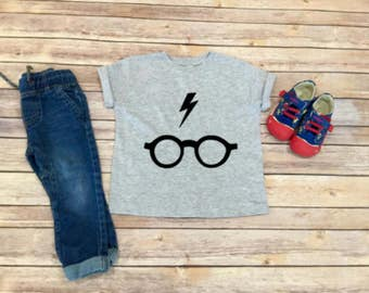 Harry Potter Infant/Toddler Shirt - Harry Potter Shirt - Kids Clothing - Baby Clothing - Kid Shirt -  Funny Shirt
