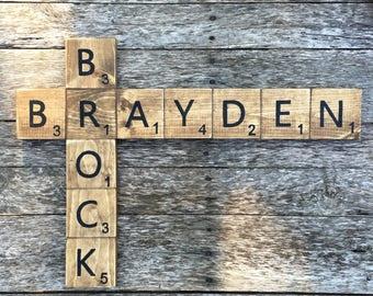 Scrabble Letters | Names