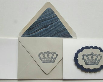 Small Card Collection - King's Crown