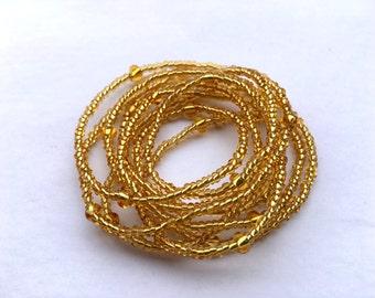 handmade waist bead jewelry belly waist