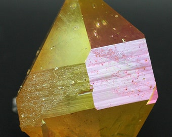 Sunset Aura Quartz, Crystal for Sale