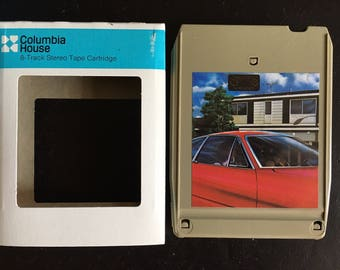 Carpenters - Now & Then 8-Track Stereo Track Cartridge - Columbia House 8T-3519