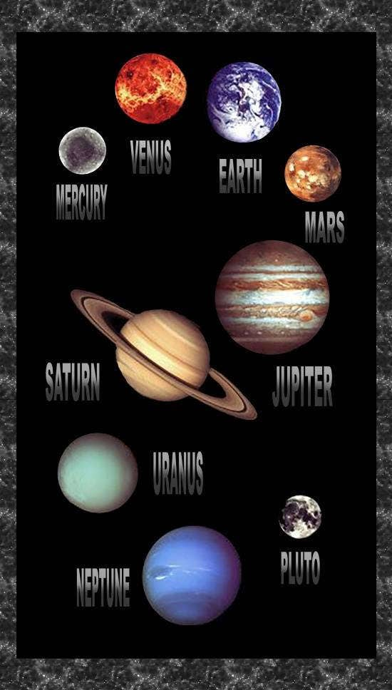 Cosmic space by blank quilting planet panel cotton for Space fabric panel