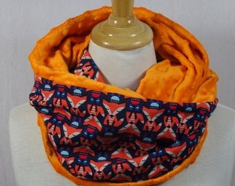 snood in jersey reason Fox or vintage and minki