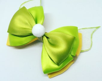 Tinkerbell Themed bow