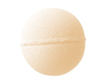 Bath Bomb-#Frisky Bath Bomb-All Natural Bath Bomb Infused With Orange Essential Oils-Wrapped Bath Bomb with Hang Tag-Gifts For Her