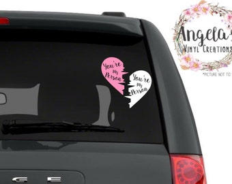 Greys Anatomy Decal Etsy - Vinyl decals for my car